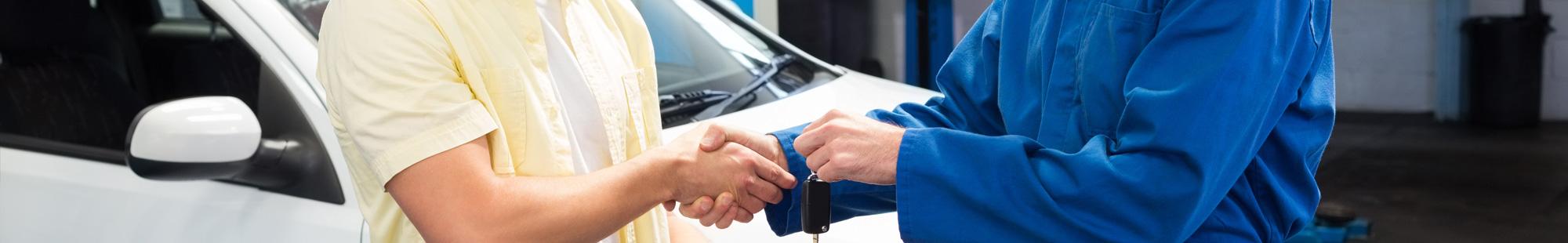 przekazanie kluczyków Klientowi